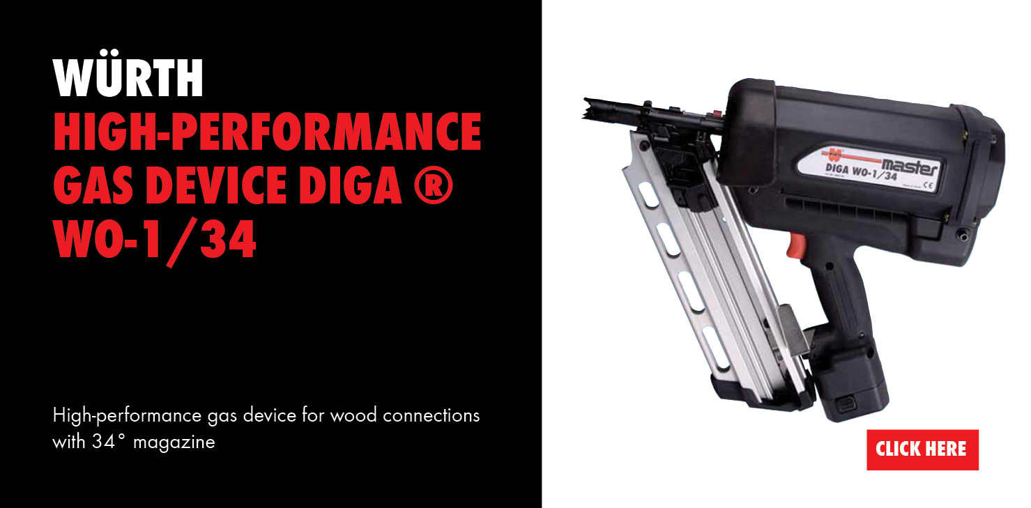 High Performance Gas Device Diga Gun