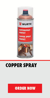 Copper Spray
