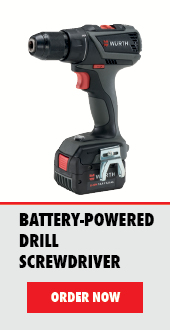 Battery-powered Drill Screwdriver