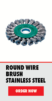 Round Wire brush